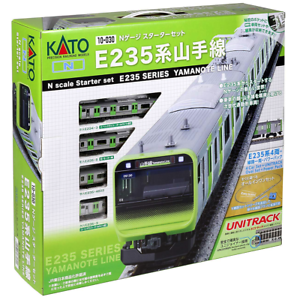 Kato 10 -030 Stkonster Kit Set E235 Series Yamanote Line - N