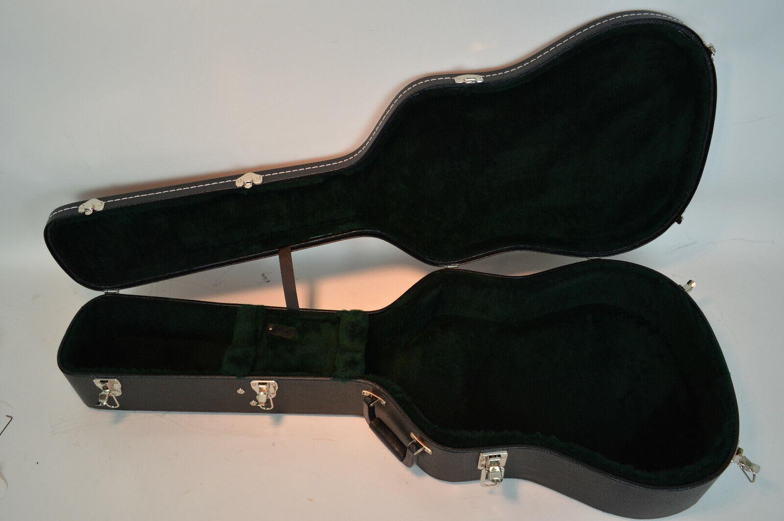 Guild Dreadnought D Größe Orpheum 6 or 12 String Acoustic Guitar Hard Shell Case