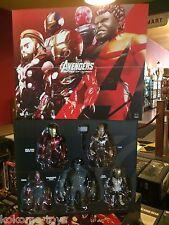 2015 Hot Toys Marvel Avengers Age of Ultron Artist Mix S2 MIB #902413