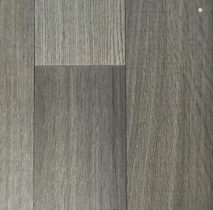 Pvc Bodenbelag Grau Anthrazit Holz Planke 2m 3m 4m Breite Vinylboden
