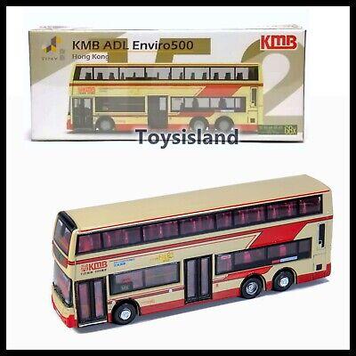 TINY CITY HK HONG KONG BUS MAN BUS A95 COLA ZERO BUS CHROME BLACK SP 1//110