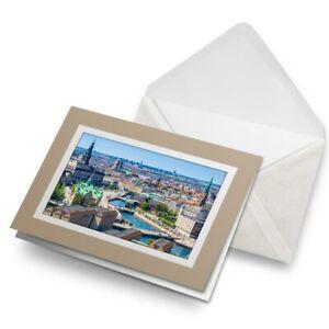 Greetings-Card-Biege-Copenhagen-City-Denmark-City-21390