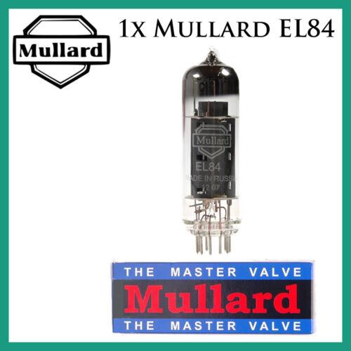 6BQ5One SinglePower TubeFree Ship New 1x Mullard EL84