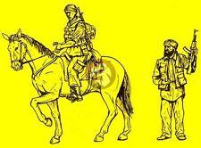 CMK 1/35 US Military Police Mounted & Iraqi Civilian (2 Figures + Horse) F35198