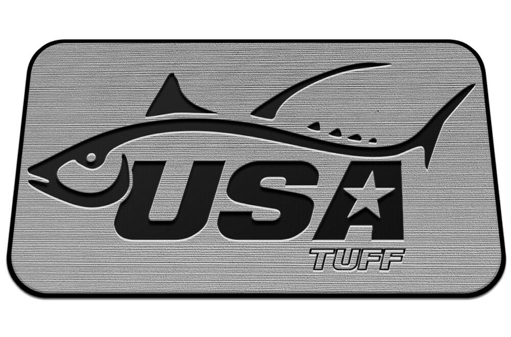 USATuff Cooler Pad for YETI  160qt - SeaDek Marine EVA Mat - G B - Tuna  outlet store