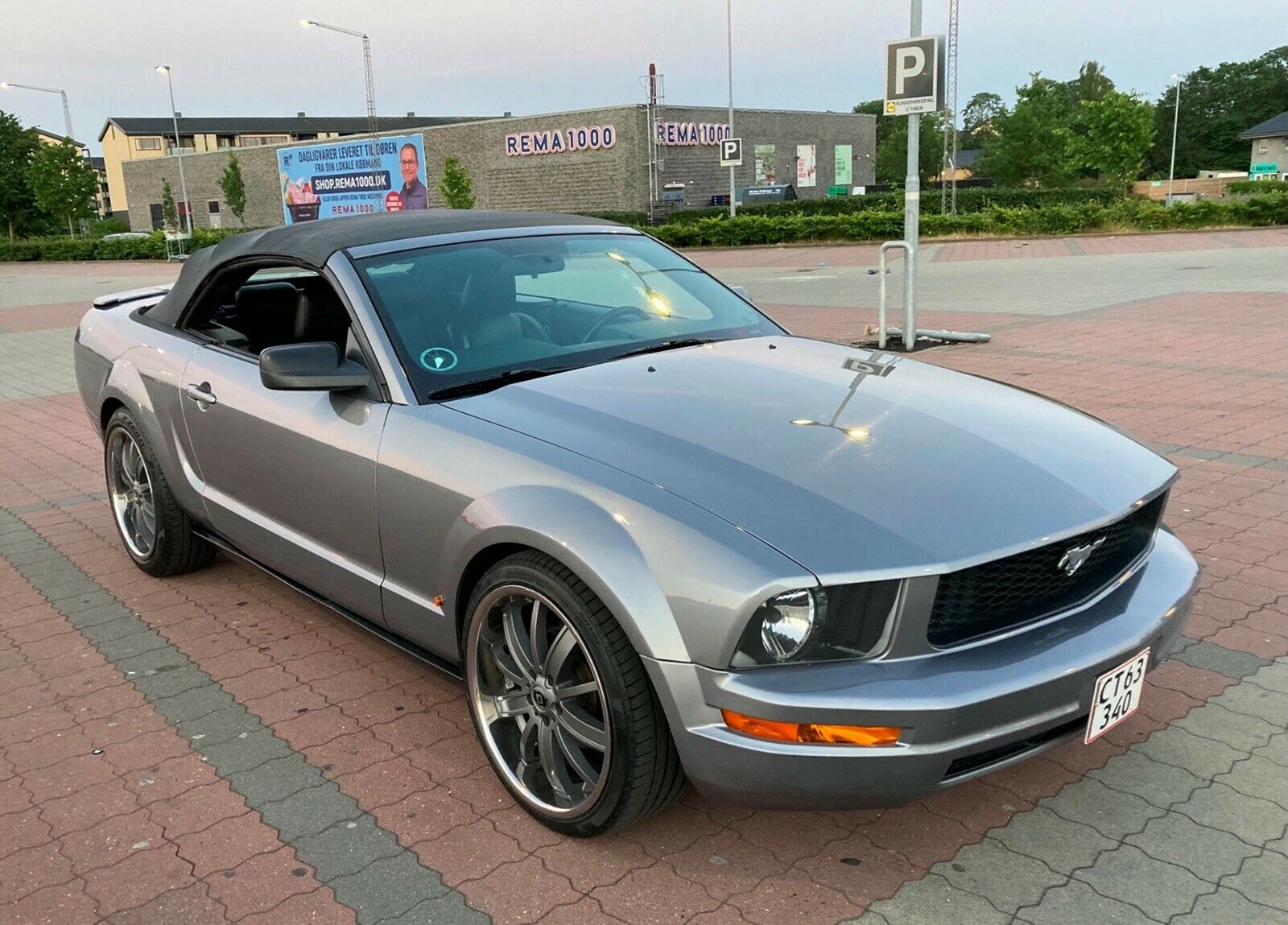 Ford Mustang 4,0 V6 aut. 2d