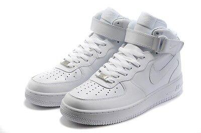 scarpe nike bianche alte air max