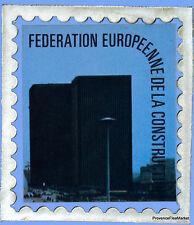 Yt 1934 A LA CONSTRUCTION BTP   FRANCE  FDC  ENVELOPPE PREMIER JOUR