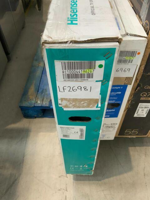 "Hisense 50A7100FTUK 50"" Smart 4K Ultra HD TV #LF26981"