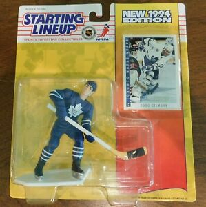 Doug Gilmour Toronto Maple Leafs 1994 Starting Lineup Hockey Figure - New