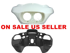Unpainted Injection ABS Inner & Outer Fairing For Harley Road Glide FLTR Custom