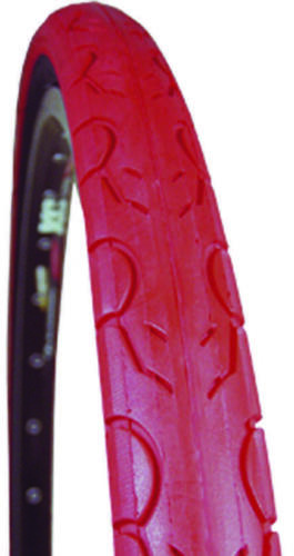 ACTION 041N4192 TIRE26 x 1.50 100psi RED BLACKWALL MESSENGER