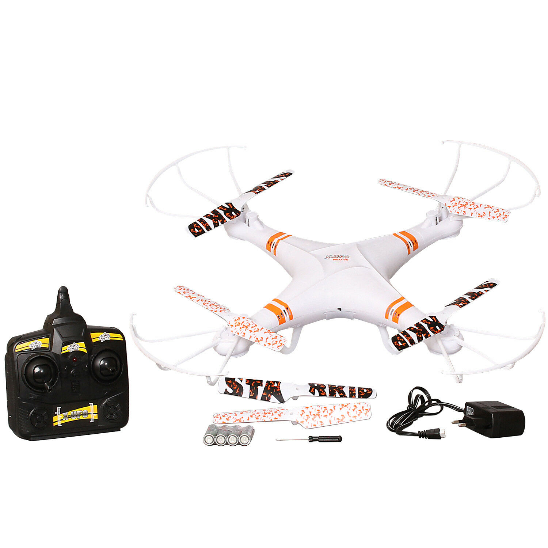 Drone 2.4 Ghz X-Ufo Neo 60 4-Kanal Rc Quadrocopter RTF Otdoor Starkid 68200 9