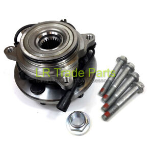 LAND-ROVER-DISCOVERY-2-FRONT-WHEEL-BEARING-HUB-ASSEMBLY-amp-ABS-SENSOR-TAY100060