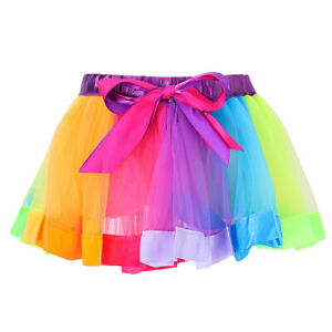 JupeTutu-Bebe-Filles-Enfants-Costume-De-Fete-Fantaisie-Tutu-Pettiskirt