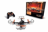 Fuse X27 Cobalt Drone with HD Camera & 4GB SD Card + Extra Battery 2.4G 4CH