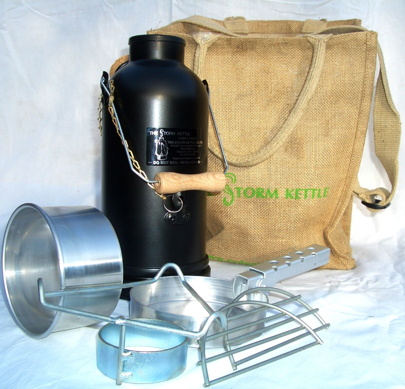 STORM Kettle Kit POPPIN, by request, exceptional value again  All year Gift