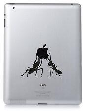 fourmis. Apple iPad Mac Macbook Autocollant Vinyle insecte Décalcomanie.