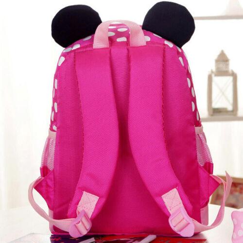 Wasserdicht Baby Mickey Minnie Rucksack Kindergarten Schultasche Schulrucksack