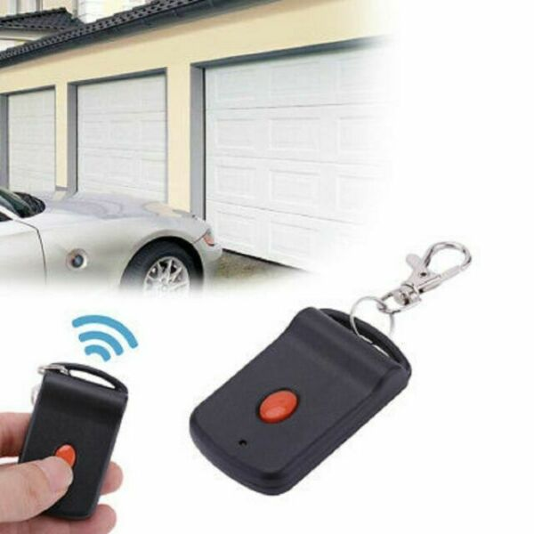 Portable Garage Door Wireless Remote Control Transmitter ...