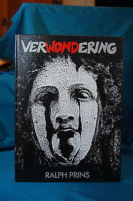 Verwondering Ralph Prins 1990 inscribed & signed by artist Dutch Printmaking