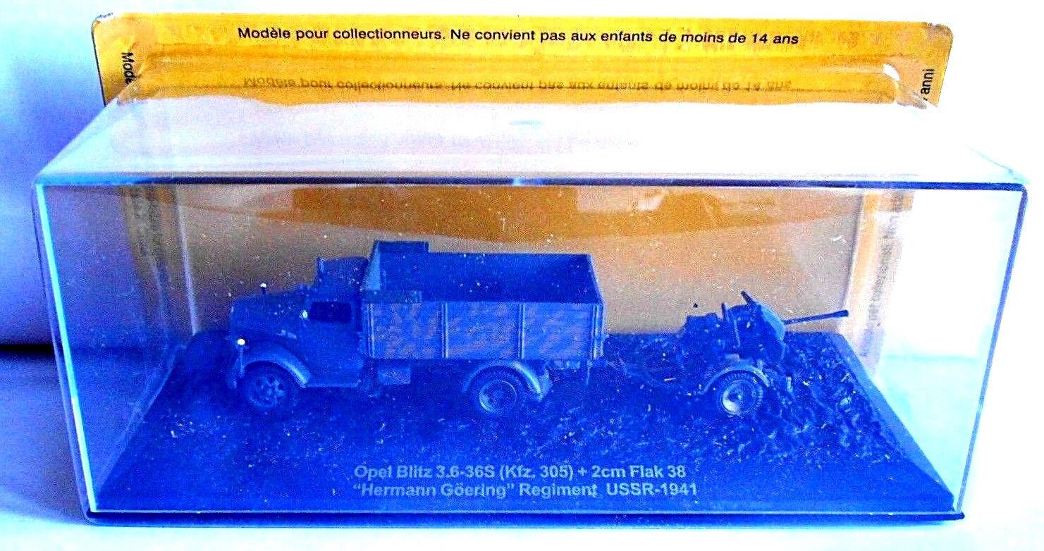 TANK Opel Blitz 3.6-36S (Kfz.305)Hermann 2cm Flak 38 38 38 Hermann Goering USSR (117)  entrega rápida