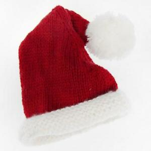 ca043756c73 Image is loading Huggalugs-Santa-Baby-Toddler-Christmas-Holiday-Knit-Beanie-