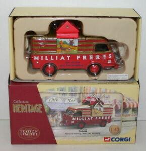 Corgi-1-43-escala-Heritage-EX70537-Renault-1000KG-Milliat-Freres