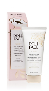 DOLL FACE Purify Pore Perfection Mineral Mask 3.3 Fl.Oz - New in Box