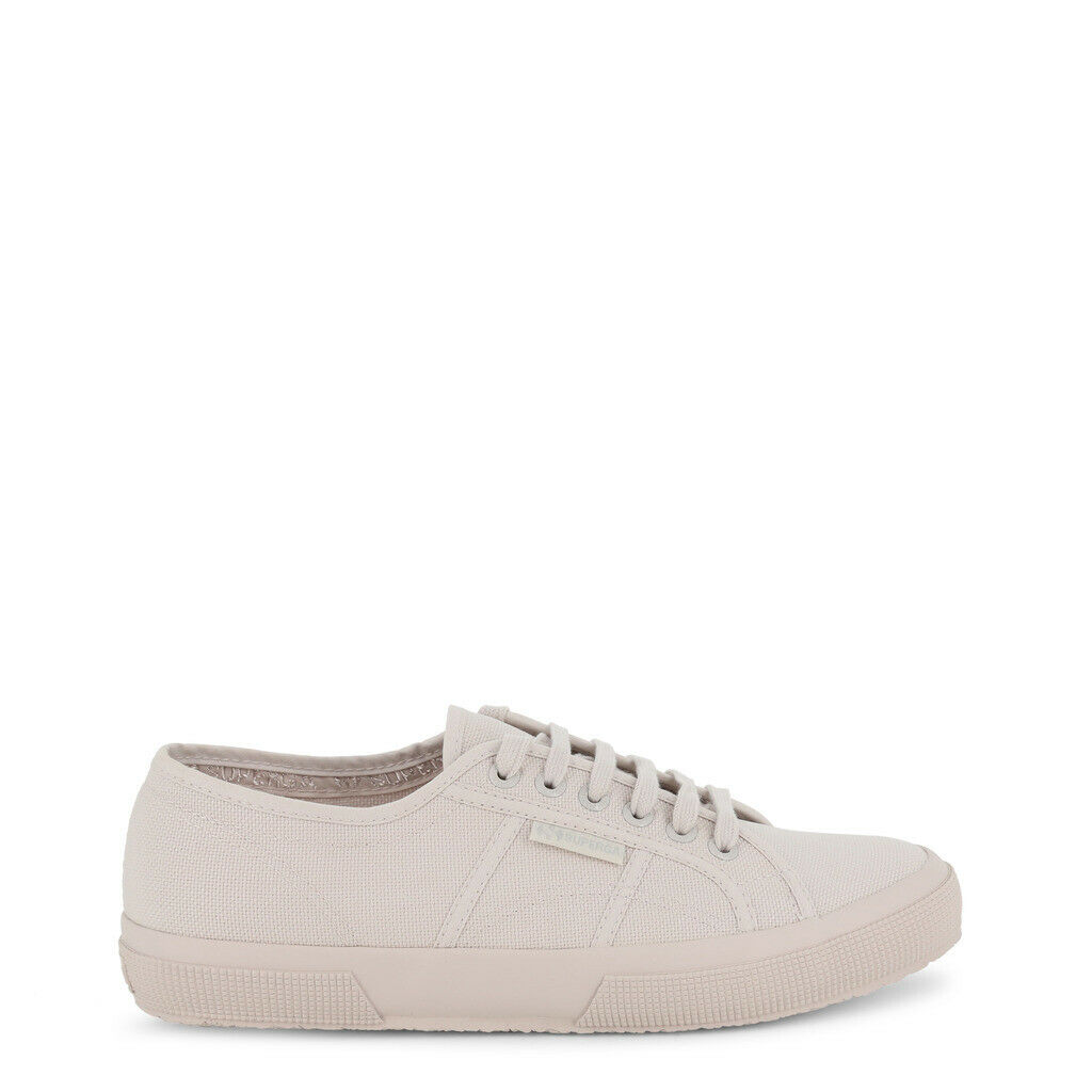Schuhe Superga Herren Frau Unisex 2750-cotu-classic_ S000010-928_ grau-Seashell