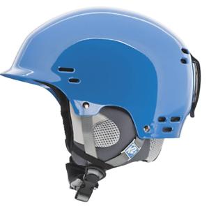 K2-Thrive-2016-Ski-Snowboarding-Helmet-Dial-Fit-New-Blue-Size-Medium-M