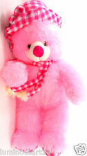 3 Feet Aprrox Cap Teddy Bear Soft Stuffed Plush Toy Kid Valentine Birthday Gift