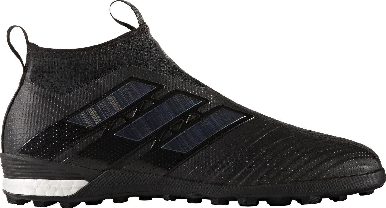 Adidas ACE Tango 17+ purecontrol Turf Tallas 7-10 Negro Rrp  Nuevo Y En Caja BY1942