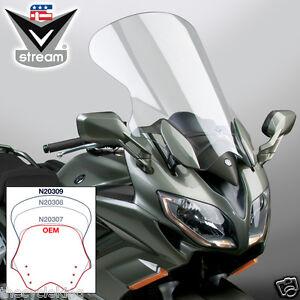 23-25-034-Tall-National-Cycle-VStream-Windscreen-Windshield-039-13-039-18-Yamaha-FJR1300