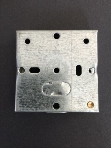 New Details about  /16mm Single Metal Flush Box