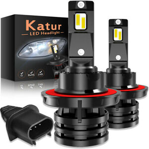 200W-30000LM-H13-CREE-LED-Ampoule-Voiture-Feux-Lampe-Kit-Phare-Xenon-Blanc-6000K
