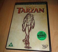 Tarzan (DVD, 2000) 2 Disc Edition - Disney