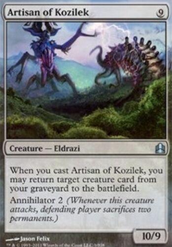 Artisan of Kozilek MTG MAGIC Com Commander Ita Artigiano di Kozilek