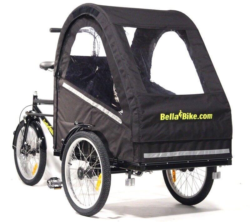 Ladcykel, Bella Bike 2