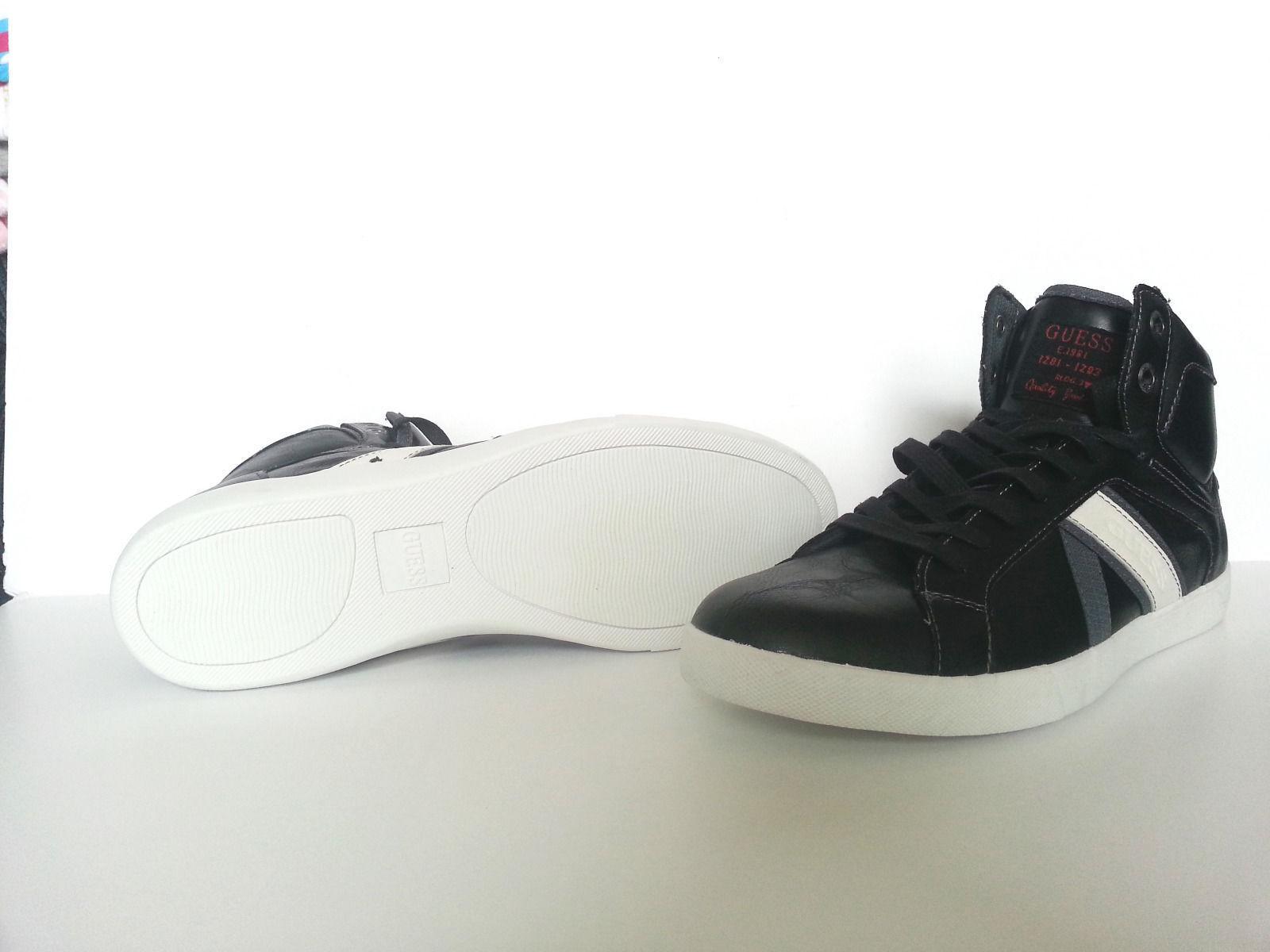 Nuevas botas para hombre Jayson GUESS Negro Sz 11M