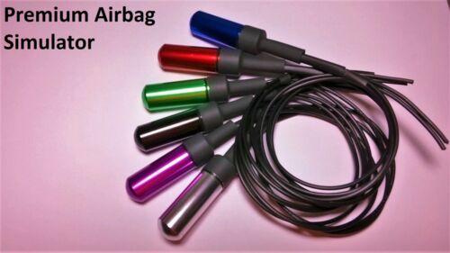 Universal  Airbag u Gurtstraffer Überbrückung Premium mit Stecker für Skoda
