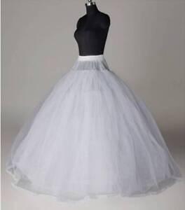 8-Layers-3-Layers-Tulle-Ball-Petticoats-Crinoline-Slips-Bridal-Dress-Underskirt