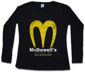 Logo Coming shirt Amerika T Nach Mc Damen Company Langarm Dowells Zamunda wATqnfgx1
