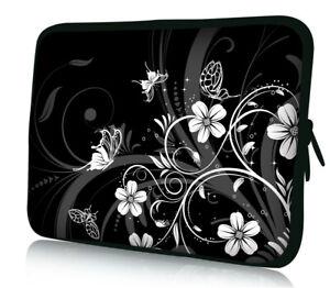 Laptop-Tasche-15-4-Zoll-Notebook-Sleeve-Schutz-Hulle-aus-Neopren-wasserabweisend