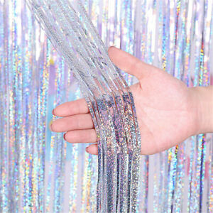 1-2-3M-Tinsel-Curtains-Foil-Shimmer-Streamers-Curtain-Door-Window-Party-Decor