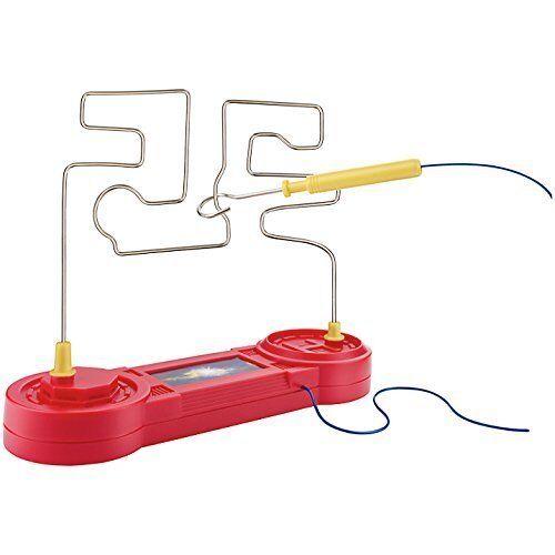 beat the buzz hot wire buzzer steady hand childrens electronic board rh ebay co uk