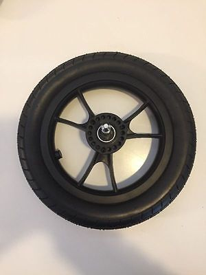 set of 2 Rear Wheel Set for Baby Jogger City Select /& City Premier Strollers