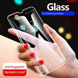 Tempered Glass For Samsung Galaxy A12 A02 A51 A50 A71 A70 A52 A72 A41 A32 A20