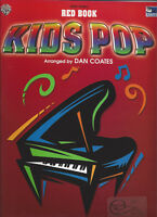 Kids Pop Red Songbook Easy Piano