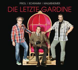 URBAN-MALMSHEIMER-JOCH-PRIOL-DIE-LETZTE-GARDINE-EINE-LE-2-CD-NEU